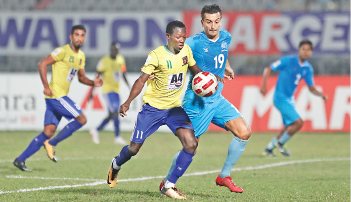 Abahani upset Sk Jamal to land final-spot