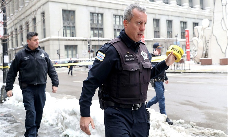 Chicago hospital shooting: Doctor, pharmacist and policeman killed