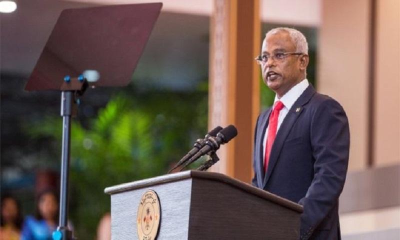 Maldives-China deal 'one-sided', says ex-president Nasheed
