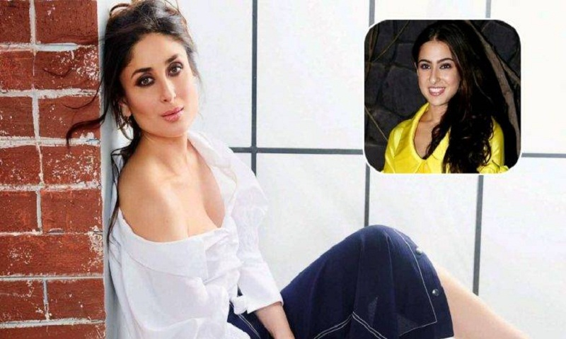 Sara Ali Khan is a born star: Kareena Kapoor Khan