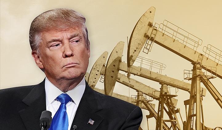 Trump thanks Saudi Arabia for lower oil prices