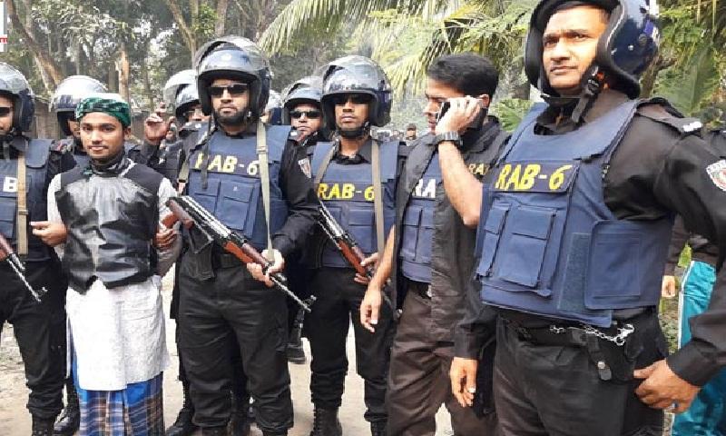 JMB member held in Jhenaidah Rab operation