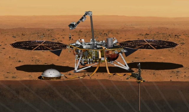 Mars Is Getting a U.S. Visitor, a 3-Legged 1-Armed Geologist