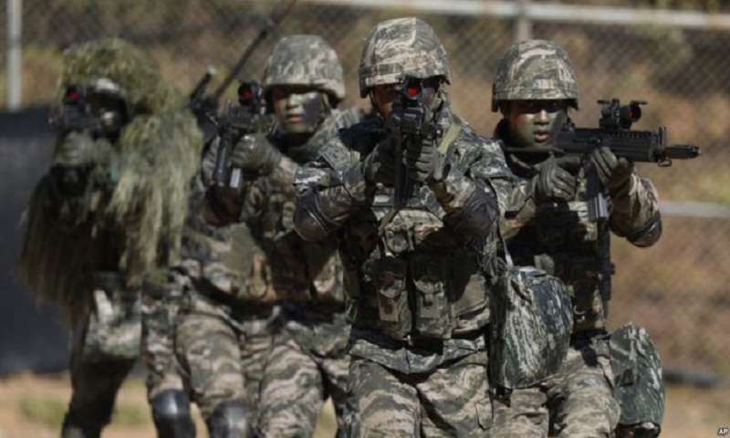 US, South Korea scale back military exercise
