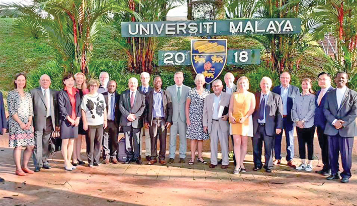 Confce on higher education held at Malaya University