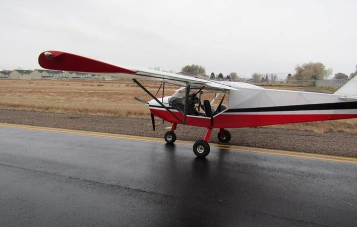 Two teens steal an airplane, fly off with it!