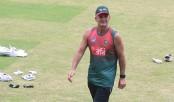 Steve Rhodes defends hostile pitch after Windies collapse