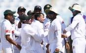 BCB announces squad for second Test against West Indies