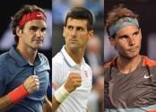 Big 3 of Djokovic, Nadal, Federer closes 2018 ranked 1-2-3