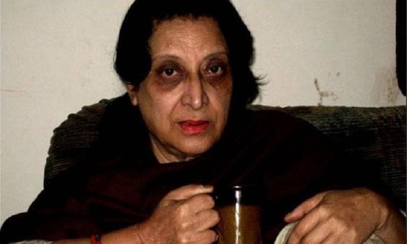 Fehmida Riaz: Pakistan poet who dared to talk about female desire