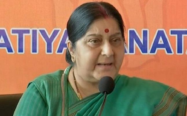 India won't attend SAARC meet in Pakistan: Sushma Swaraj