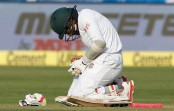 Mushfiqur escapes injury scare ahead of final Test against West Indies