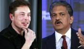 Elon Musk, Anand Mahindra's Twitter musings