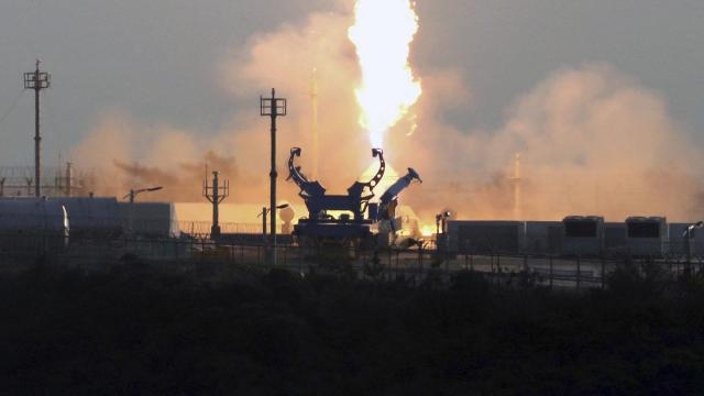 South Korea conducts successful rocket engine test