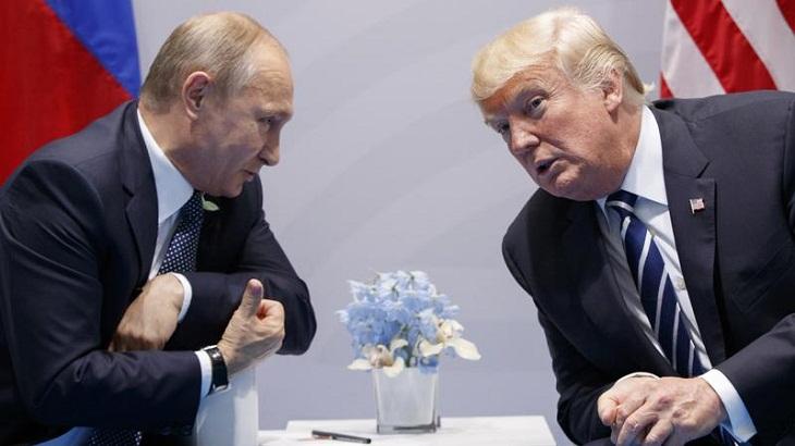 Kremlin says Putin and Trump to discuss nuclear arms control