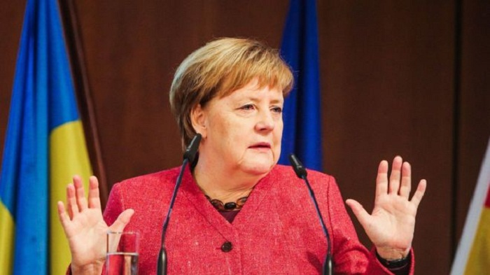 Merkel rules out military solution to Ukraine-Russia sea clash