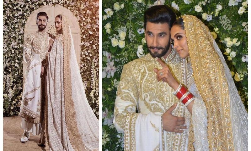 Ranveer Singh, Deepika Padukone look breathtaking at their ...