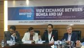 BGMEA, IFA discuss plan for development of Bangladesh's RMG sector