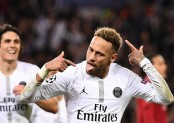 Neymar inspires PSG to leave Liverpool in danger in Champions League