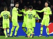 Lionel Messi leads Barcelona to 2-1 win over PSV Eindhoven