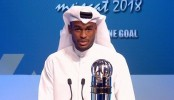 Qatar defender Hassan named AFC player of the year