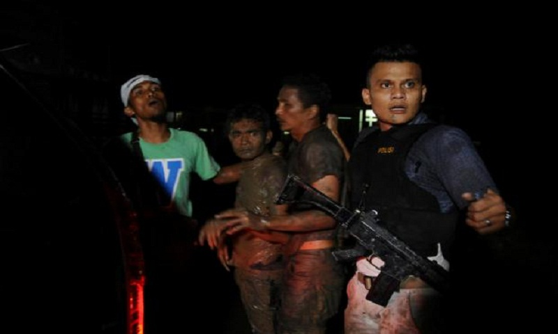 113 inmates escape from Indonesian prison during prayer time