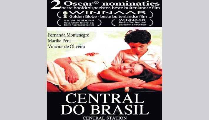 Brazilian movie screening at Bangla Academy tomorrow