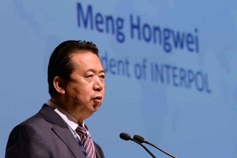 Ex-Interpol chief ousted from China top advisory body