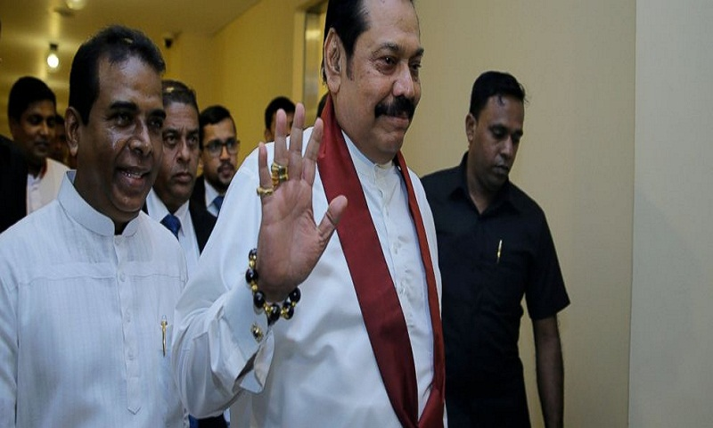 Sri Lankan Parliament bars ministers using state funds