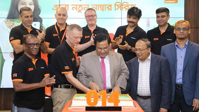 Banglalink launches 014 series