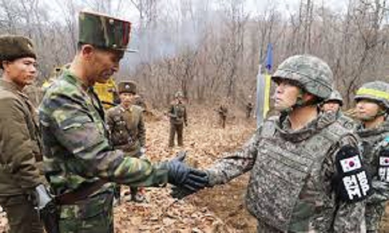 South Korea says North Korean soldier defects to South