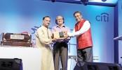 Citi pays tribute to Ustad Alauddin Ali