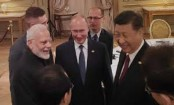 India, Russia, China hold 2nd trilateral meeting after 12 years on sidelines of G20 summit
