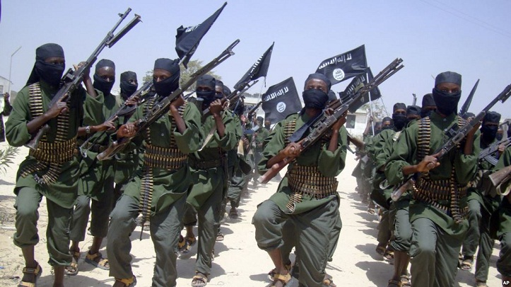 US military says new airstrike in Somalia kills 9 al-Shabab