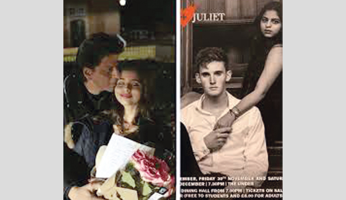 SRK's daughter Suhana stars in a play in London