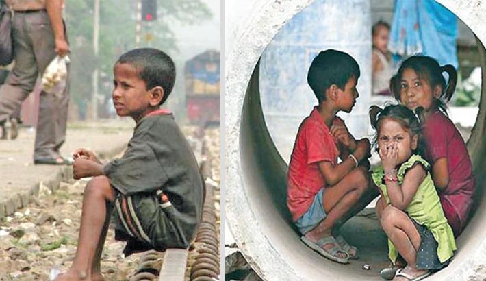 Show humanity to  street children