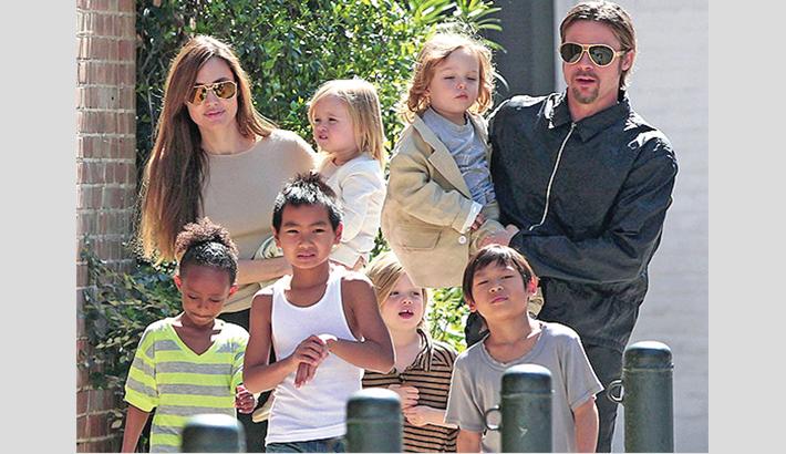 Jolie, Pitt reach child custody agreement