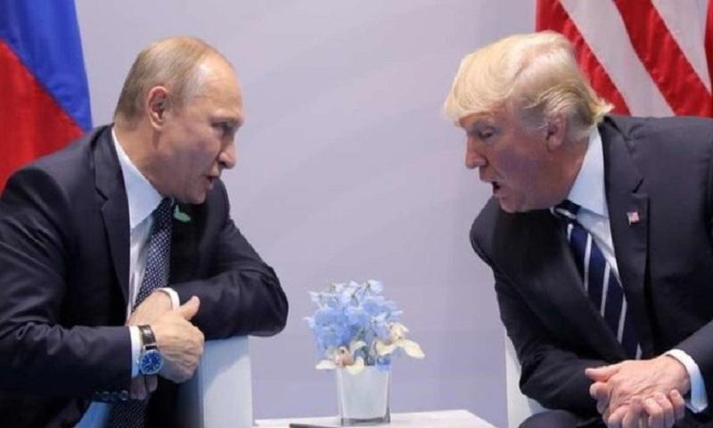 Putin briefs Trump over Ukraine as EU leaders up pressure