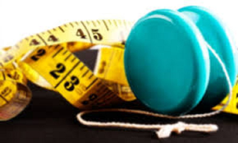 Be careful, weight cycling is associated with a higher risk of death