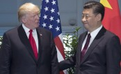 Trump back in US after thorny G20 summit, China talks