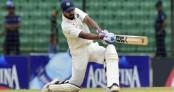 Vijay hits century but India's bowlers struggle