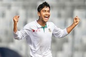 West Indies wrapped in 111, Bangladesh impose follow-on