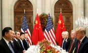 G20: US and China agree to suspend new trade tariffs