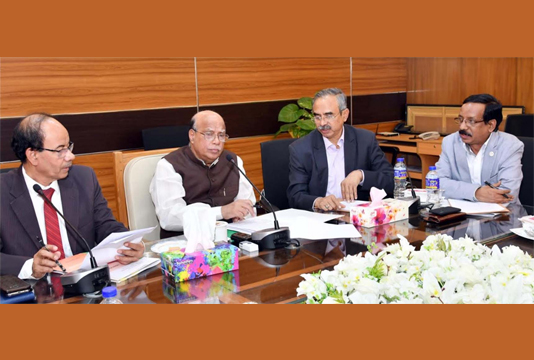 Nasim asks students not to get admitted into banned medical colleges
