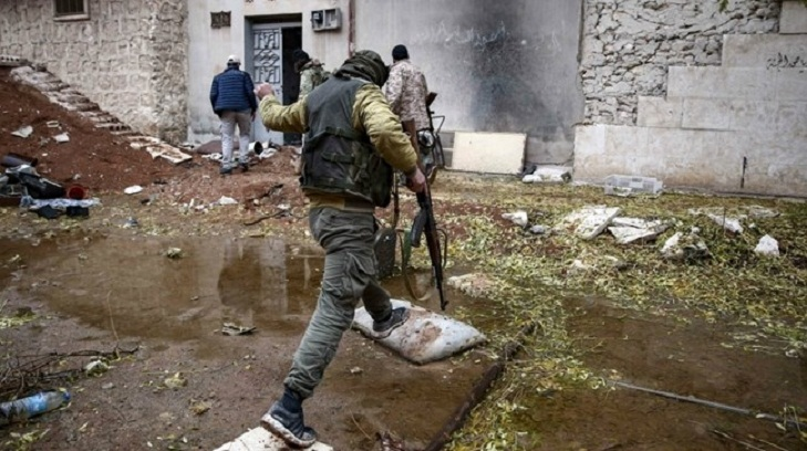 Syria coalition kills IS leader linked to hostage executions
