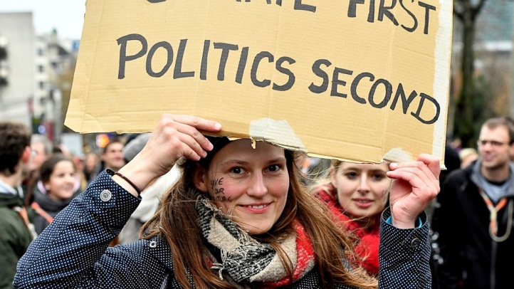 Leaders gather for key UN climate talks in Poland