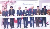 Setsuyo Astec launches Dhaka office