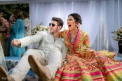 Priyanka Chopra, Nick Jonas tie knot in India's 'wedding of year'