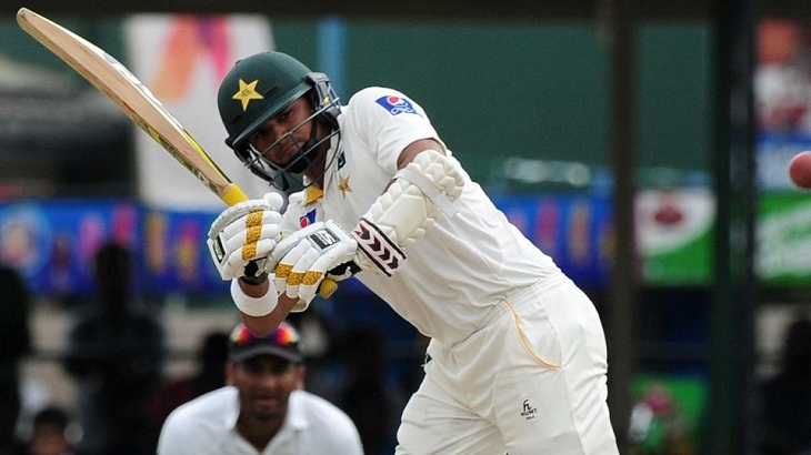 Azhar leads Pakistan fightback as Hafeez calls time on Test cricket