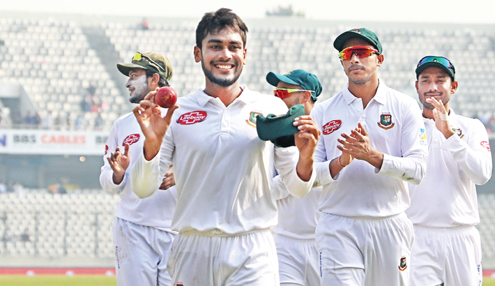 Mehedi claims career-best ICC ranking | 2018-12-04 | daily